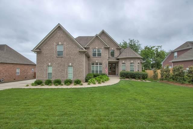 3004 Sakari Cir, Spring Hill, TN 37174 (MLS #RTC2153128) :: Cory Real Estate Services