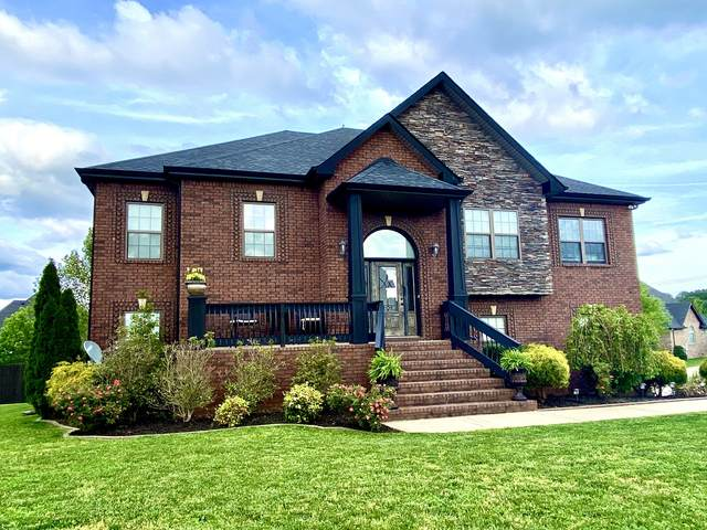 261 Fantasia Way, Clarksville, TN 37043 (MLS #RTC2153138) :: Ashley Claire Real Estate - Benchmark Realty