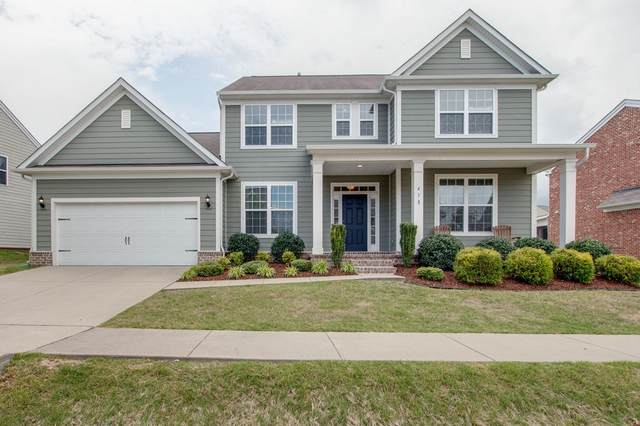 418 Valleyview Dr, Franklin, TN 37064 (MLS #RTC2153148) :: The Matt Ward Group