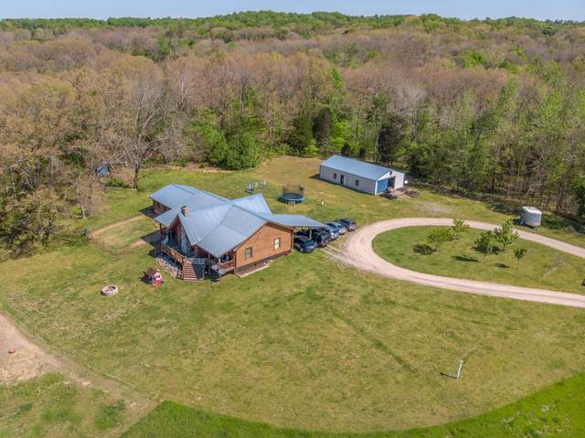 1790 Cedar Creek Road, Vanleer, TN 37181 (MLS #RTC2153149) :: Nashville on the Move