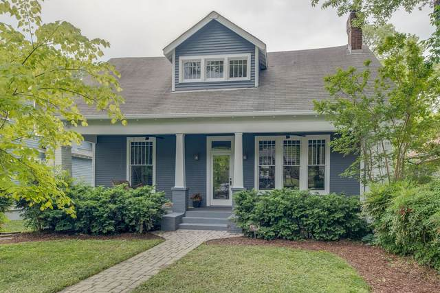 1401 Beechwood Ave, Nashville, TN 37212 (MLS #RTC2153155) :: DeSelms Real Estate