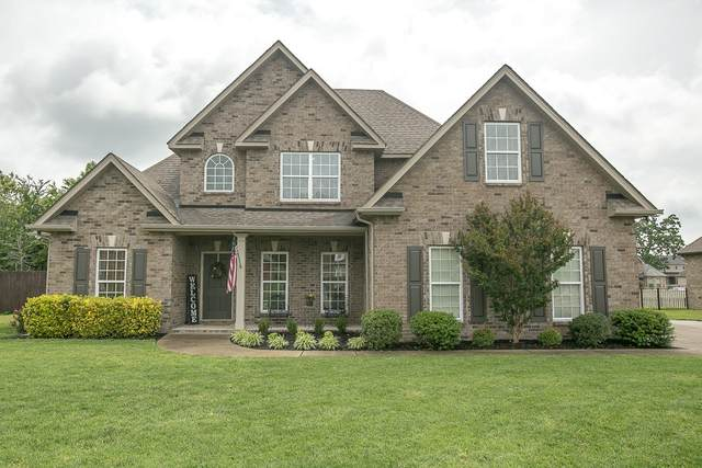 524 Schroer Dr, Murfreesboro, TN 37128 (MLS #RTC2153156) :: The Matt Ward Group