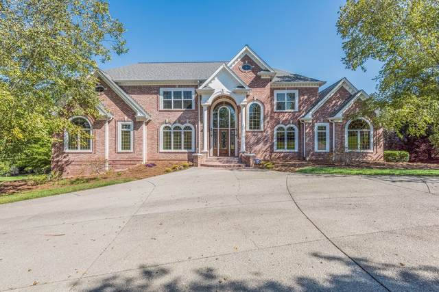 482 Grand Oaks Dr, Brentwood, TN 37027 (MLS #RTC2153163) :: The Matt Ward Group