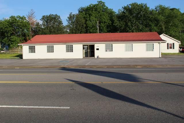 500 E Carroll St, Tullahoma, TN 37388 (MLS #RTC2153177) :: Team Wilson Real Estate Partners