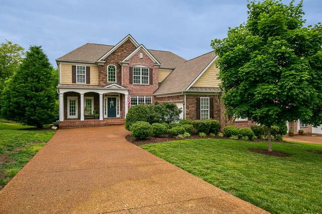 1491 Red Oak Dr, Brentwood, TN 37027 (MLS #RTC2153229) :: The Easling Team at Keller Williams Realty