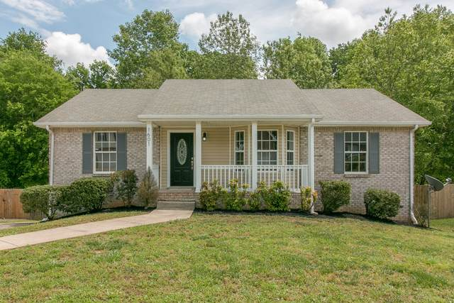 1601 Cedar Springs Cir, Clarksville, TN 37042 (MLS #RTC2153233) :: Berkshire Hathaway HomeServices Woodmont Realty