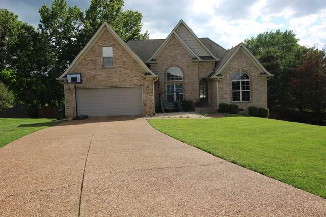 124 Baylee Ct, White House, TN 37188 (MLS #RTC2153254) :: Ashley Claire Real Estate - Benchmark Realty
