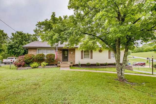 102 S Valley Rd, Hendersonville, TN 37075 (MLS #RTC2153265) :: Village Real Estate