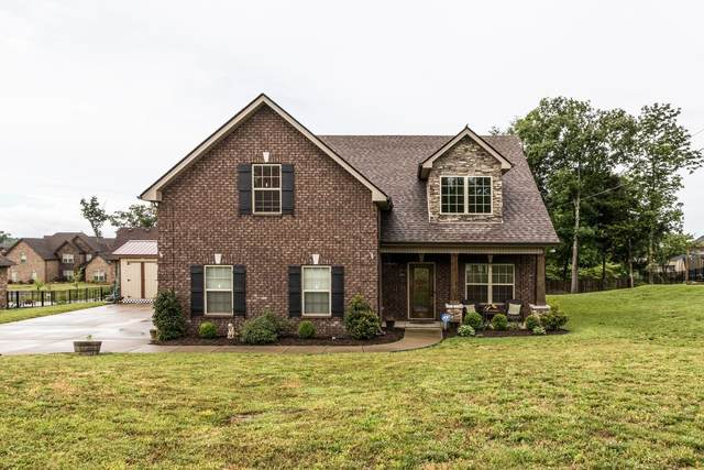 1305 Rivercrest Dr, Murfreesboro, TN 37129 (MLS #RTC2153310) :: The Matt Ward Group