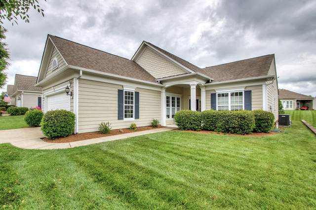 122 Navy Cir, Mount Juliet, TN 37122 (MLS #RTC2153311) :: The Miles Team | Compass Tennesee, LLC