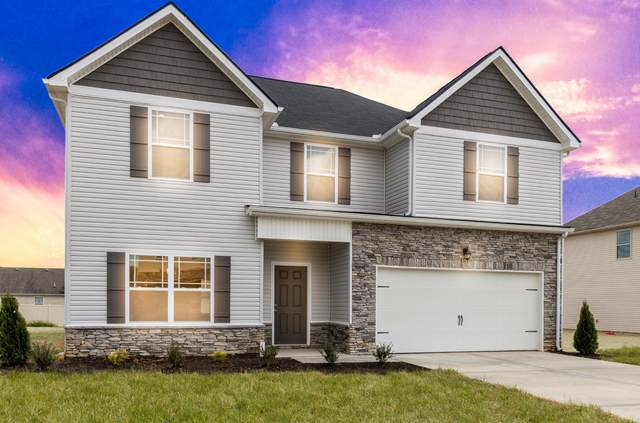 31 Brady Estates, Murfreesboro, TN 37127 (MLS #RTC2153337) :: The Matt Ward Group