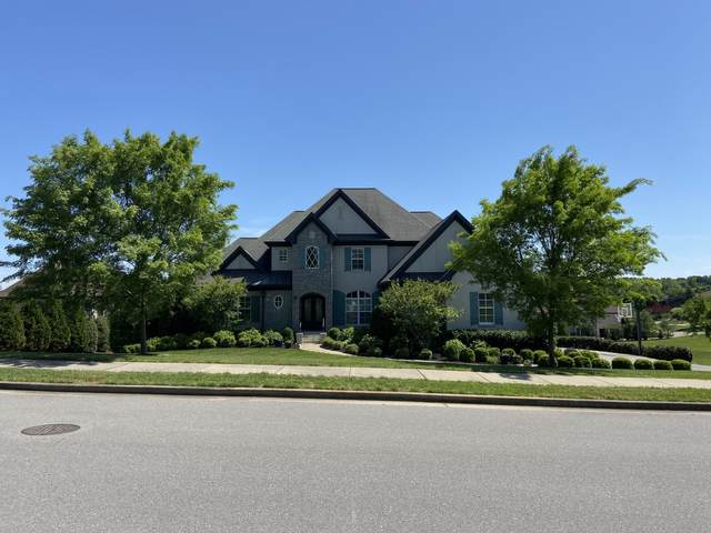 9485 Highland Bend Ct, Brentwood, TN 37027 (MLS #RTC2153381) :: Village Real Estate