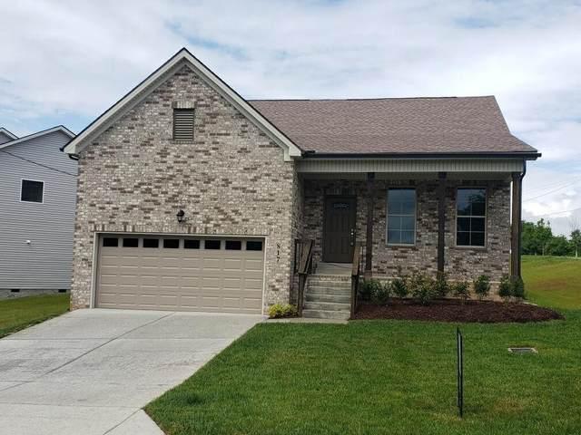 817 Bridge Creek Lane Lot 162, Antioch, TN 37013 (MLS #RTC2153385) :: Nashville on the Move