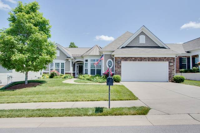 560 Calibre Ln, Mount Juliet, TN 37122 (MLS #RTC2153425) :: The Matt Ward Group