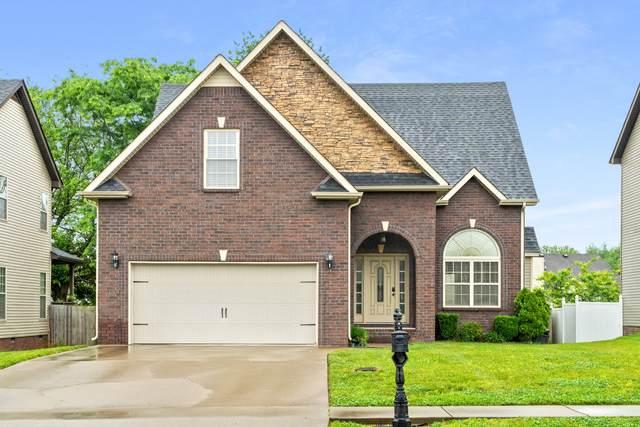 2461 Senseney Dr, Clarksville, TN 37042 (MLS #RTC2153471) :: Nashville Home Guru