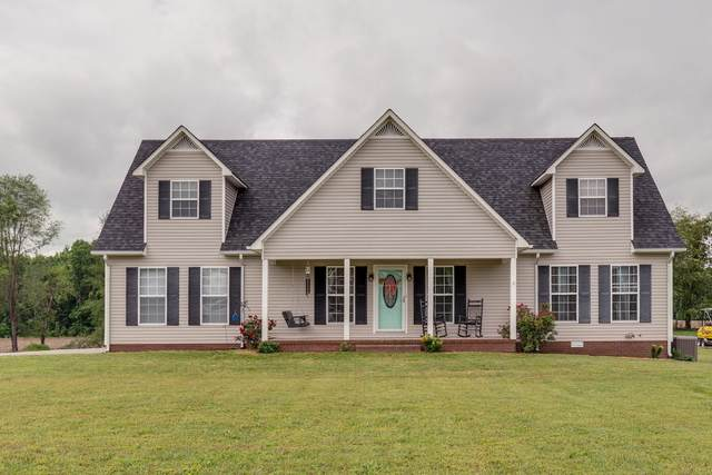 240 Gulley Dr, Summertown, TN 38483 (MLS #RTC2153474) :: Village Real Estate