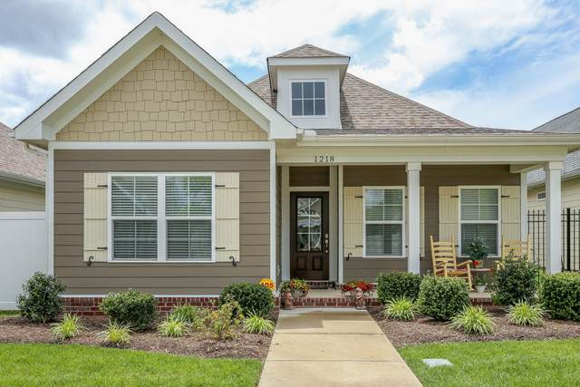 1218 Charleston Blvd, Murfreesboro, TN 37130 (MLS #RTC2153486) :: The Matt Ward Group