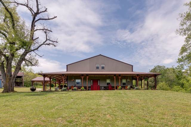 1283 Webb Williams Rd, Mount Pleasant, TN 38474 (MLS #RTC2153508) :: Felts Partners