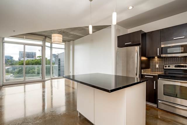 600 12th Ave S #626, Nashville, TN 37203 (MLS #RTC2153521) :: CityLiving Group