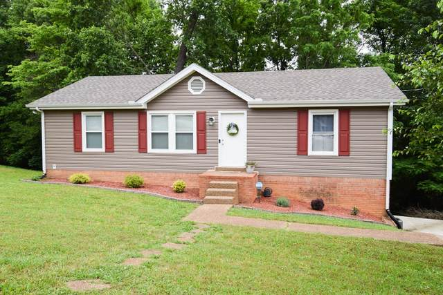 109 Sunnyhill Trl, White House, TN 37188 (MLS #RTC2153532) :: The Milam Group at Fridrich & Clark Realty