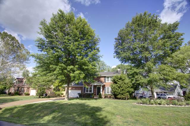 105 Kings Gate Ln, Franklin, TN 37064 (MLS #RTC2153555) :: Nashville on the Move