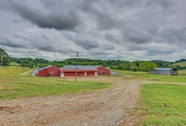 725 Shady Ln, Pulaski, TN 38478 (MLS #RTC2153579) :: The Group Campbell powered by Five Doors Network