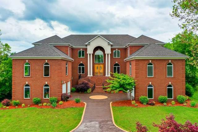 45 Harbor Cove Dr, Old Hickory, TN 37138 (MLS #RTC2153583) :: Five Doors Network