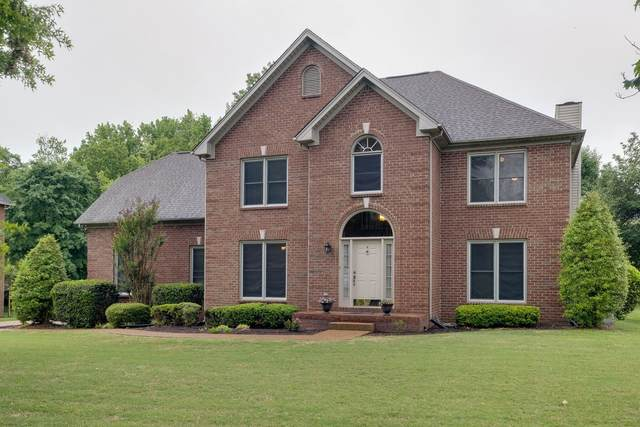 189 Meadow Lake Dr, Hendersonville, TN 37075 (MLS #RTC2153611) :: Village Real Estate