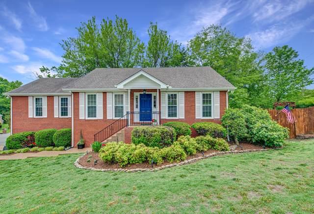 600 Cedar Crest Drive, Nashville, TN 37209 (MLS #RTC2153675) :: FYKES Realty Group