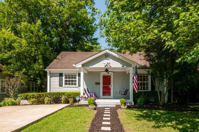 207 Chapel Ave, Nashville, TN 37206 (MLS #RTC2153684) :: Armstrong Real Estate