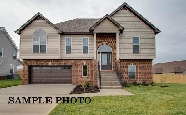 315 Griffey Estates, Clarksville, TN 37042 (MLS #RTC2153692) :: The Kelton Group