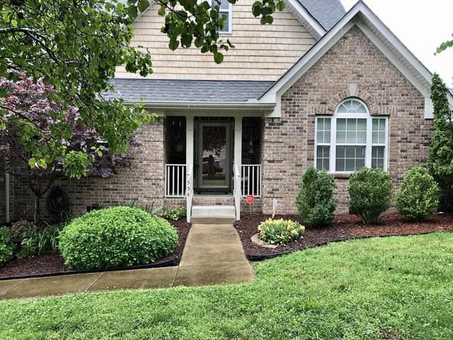 554 Summit Way, Mount Juliet, TN 37122 (MLS #RTC2153723) :: Berkshire Hathaway HomeServices Woodmont Realty