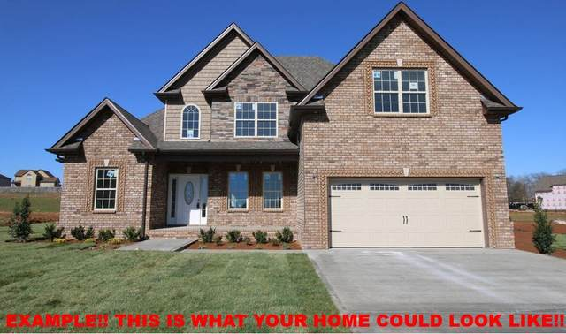 60 Reserve At Hickory Wild, Clarksville, TN 37043 (MLS #RTC2153737) :: Cory Real Estate Services