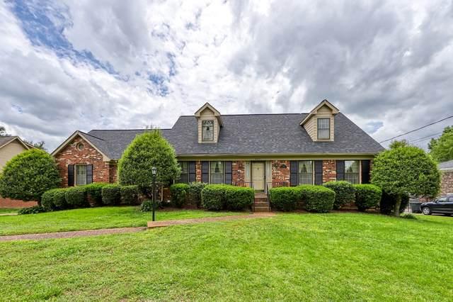 9217 Shawnee Trl, Brentwood, TN 37027 (MLS #RTC2153765) :: Team Wilson Real Estate Partners