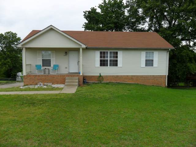 1330 Chucker Dr, Clarksville, TN 37042 (MLS #RTC2153768) :: Cory Real Estate Services