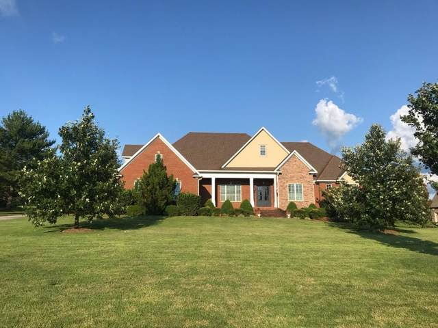 284 Waterford Dr, Manchester, TN 37355 (MLS #RTC2153774) :: Village Real Estate