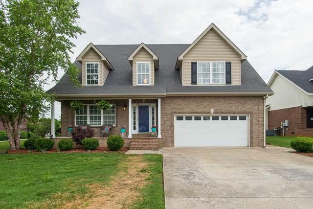 1334 Davy Crockett Dr, Murfreesboro, TN 37129 (MLS #RTC2153833) :: Berkshire Hathaway HomeServices Woodmont Realty