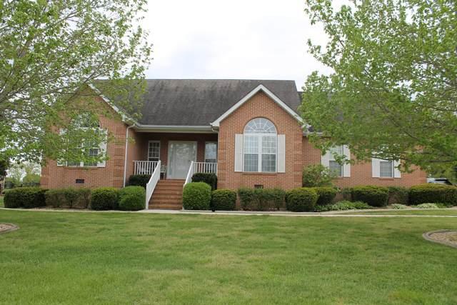 203 Hunters Ridge Dr, Tullahoma, TN 37388 (MLS #RTC2153834) :: Village Real Estate