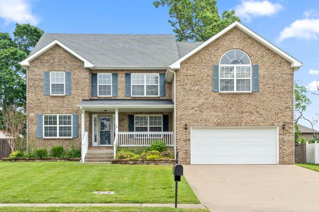 2553 Hattington Dr, Clarksville, TN 37042 (MLS #RTC2153842) :: The Kelton Group