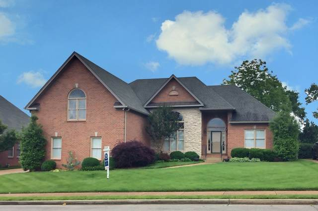 1309 Fishers Meadows Cove, Hermitage, TN 37076 (MLS #RTC2153855) :: PARKS