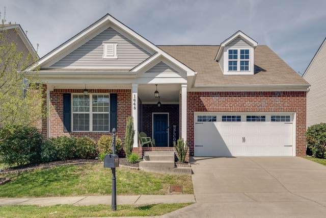 1648 Stonewater Dr, Hermitage, TN 37076 (MLS #RTC2153867) :: Nashville on the Move