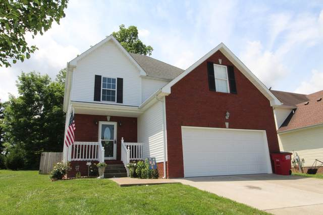 1546 Autumn Dr, Clarksville, TN 37040 (MLS #RTC2153875) :: Cory Real Estate Services