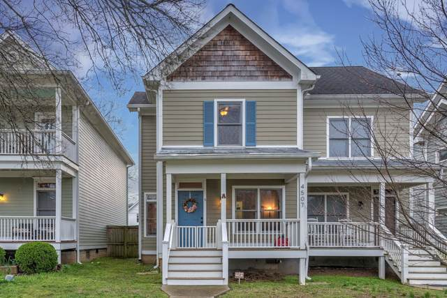 4507A Indiana Ave, Nashville, TN 37209 (MLS #RTC2153969) :: CityLiving Group