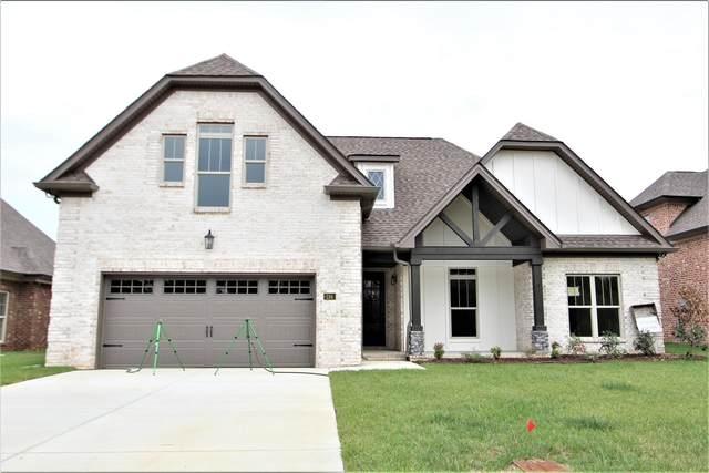 134 Neecee Dr #38, Smyrna, TN 37167 (MLS #RTC2153986) :: John Jones Real Estate LLC
