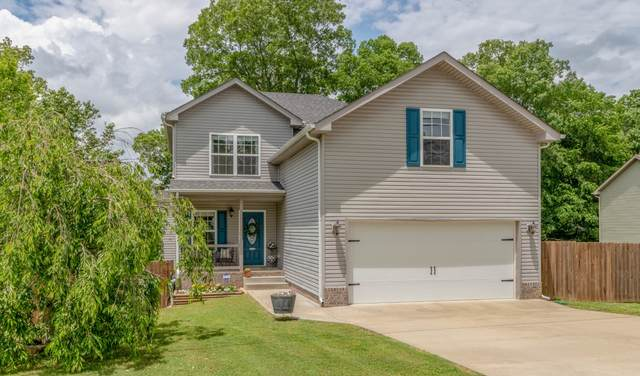 2510 Widgeon Dr, Clarksville, TN 37042 (MLS #RTC2154002) :: The Kelton Group