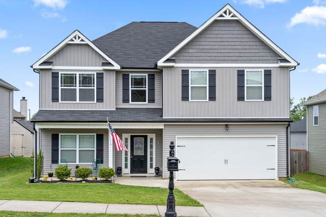3404 O'connor Ln, Clarksville, TN 37042 (MLS #RTC2154016) :: The Kelton Group