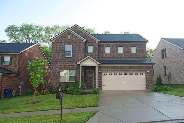 601 Fall Creek Cir, Goodlettsville, TN 37072 (MLS #RTC2154103) :: Nashville on the Move