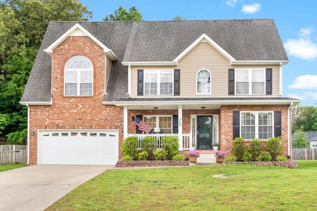 589 Winding Bluff Way, Clarksville, TN 37040 (MLS #RTC2154109) :: Village Real Estate