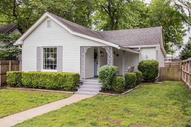 5006 Kentucky Ave, Nashville, TN 37209 (MLS #RTC2154133) :: The Milam Group at Fridrich & Clark Realty