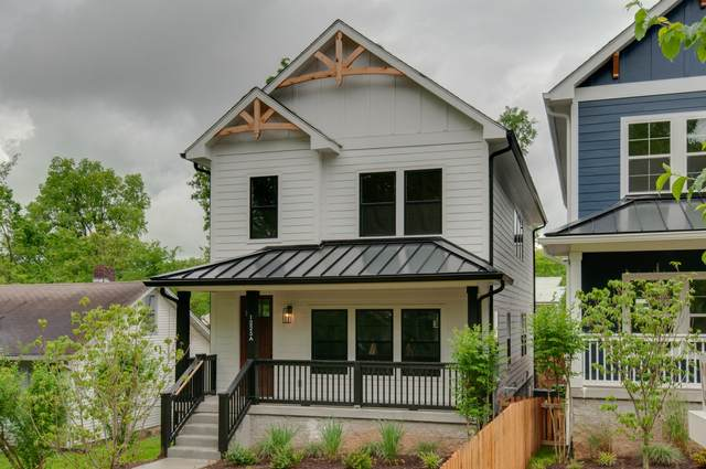 1225 Chester Ave, Nashville, TN 37206 (MLS #RTC2154150) :: Village Real Estate